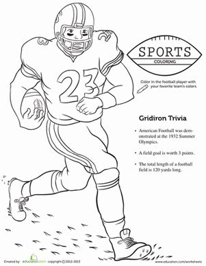 Football Worksheets For Middle School by All Worksheets 187 Football Worksheets For Middle School