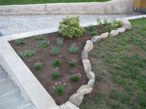 giardino sassi bianchi decorare il giardino con i sassi foto 2 40 design mag
