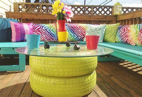 imagenes de jardines con objetos reciclados objetos reciclados para decorar tu hogar ideas y trucos
