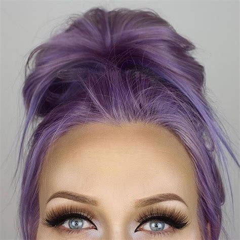 mixing brown wirh blonde haircolor results arctic fox hair color purple rain and arctic mix hair