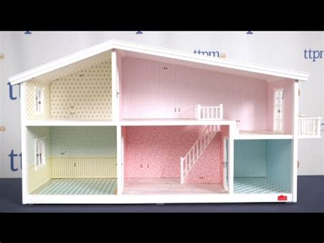 swedish doll house smaland the swedish doll house from lundby youtube