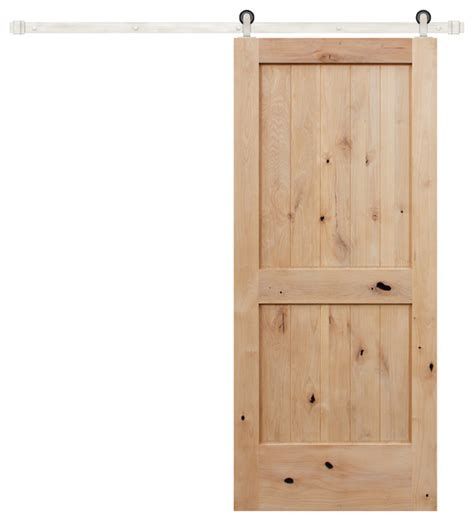 knotty alder interior doors sale unfinished interior knotty alder 2 panel v groove barn