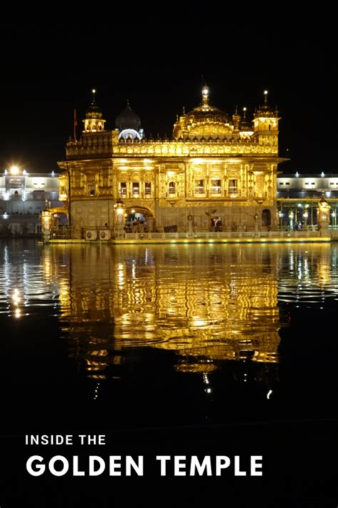golden temple amritsar  visit  sri