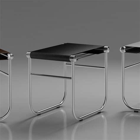 le corbusier bathroom 3d le corbusier lc9 bathroom stool high quality 3d models