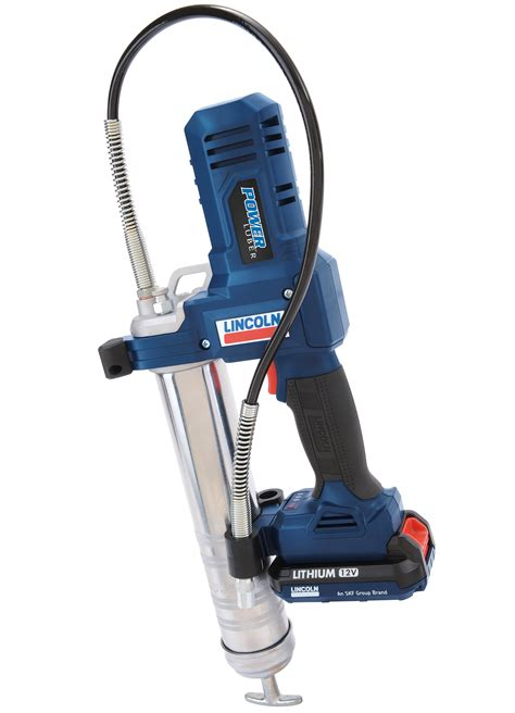 lincoln grease lincoln powerluber grease gun from skf bearing tips