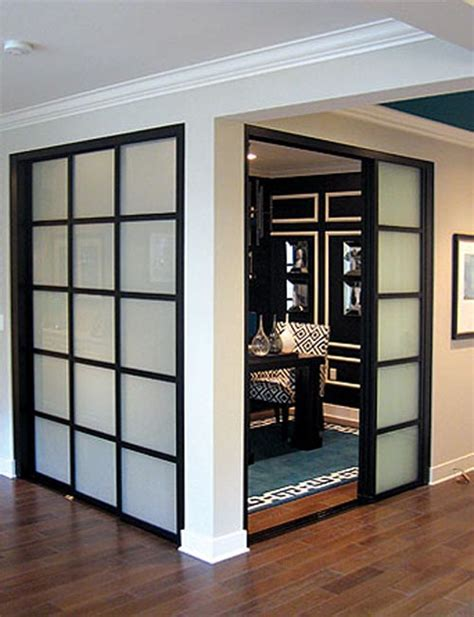 interior sliding doors room dividers interior sliding doors room dividers 22 methods to give