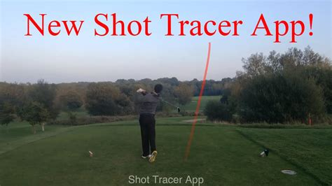iphone golf shot tracer protracer app review youtube