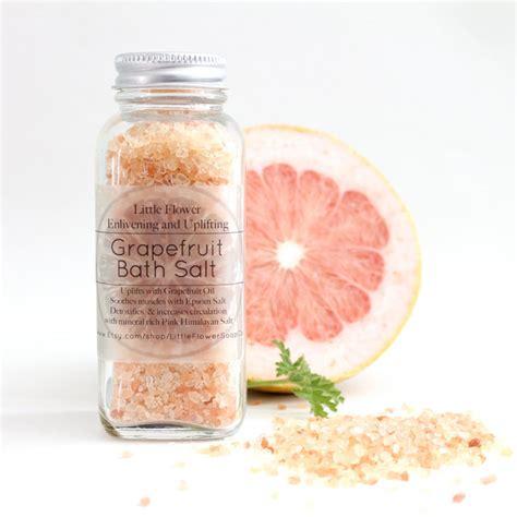 Pink Himalayan Salt Detox by Bath Salts Bath Soak Himalayan Salt Pink Grapefruit