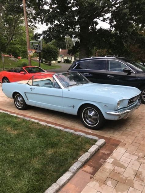 1964 ford mustang convertible for sale 1964 1 2 ford mustang convertible d code for sale ford