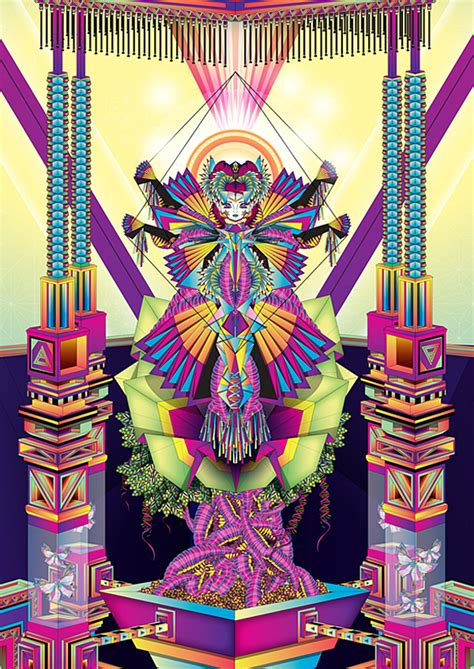 leed pattern exles cool psychedelic art