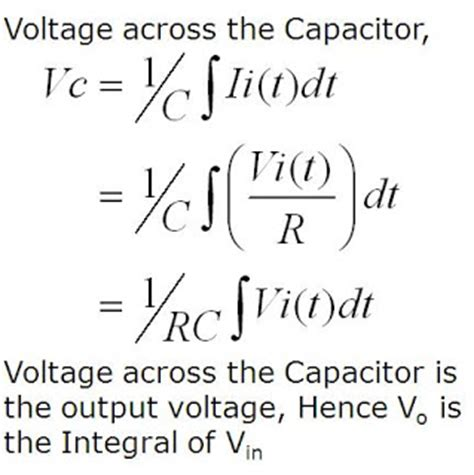 capacitor energy integral capacitor integral equation 28 images lab 10 phys 207 summer 2002 lecture notes voltage