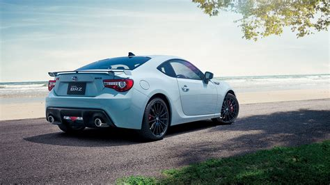 grey subaru brz subaru brz sti sport special edition looks cool in gray