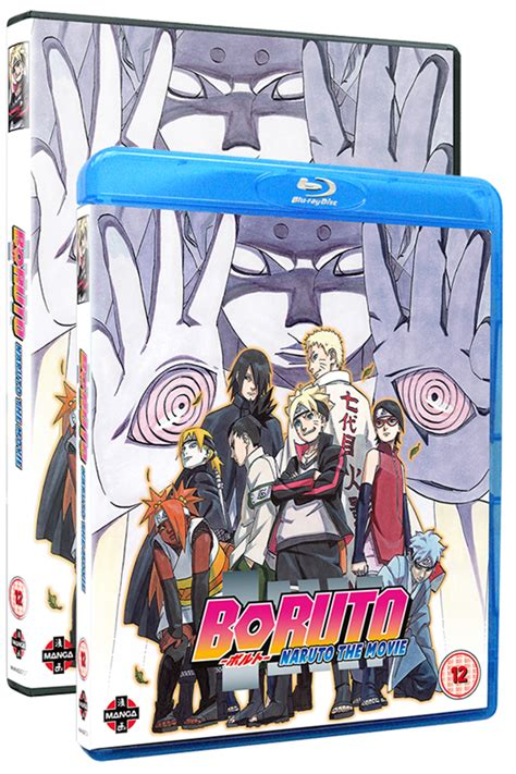 film boruto bluray boruto the movie on blu ray and dvd