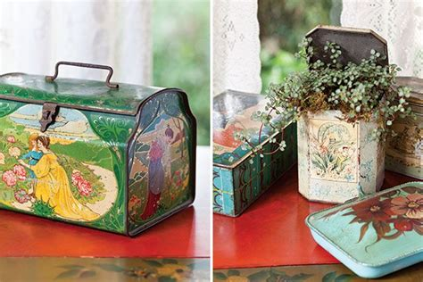 Beautiful Things From Tins by Some Beautiful Things Been Created For Simple