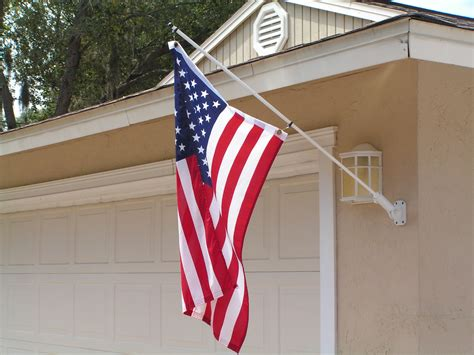 flag pole holder for house flag poles for your home the hull truth boating and fishing forum
