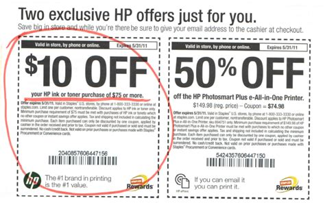 Canon Coupons Printable