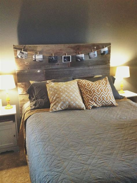 diy barnwood headboard 13 best images about barnwood headboards on pinterest