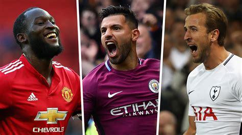 epl league top scorers premier league top scorers in 2017 18 morata joins lukaku