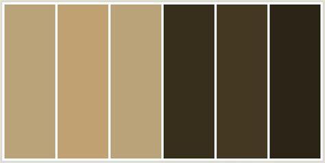 colorcombo bistre brown gimblet lisbon brown mongoose orange home hex