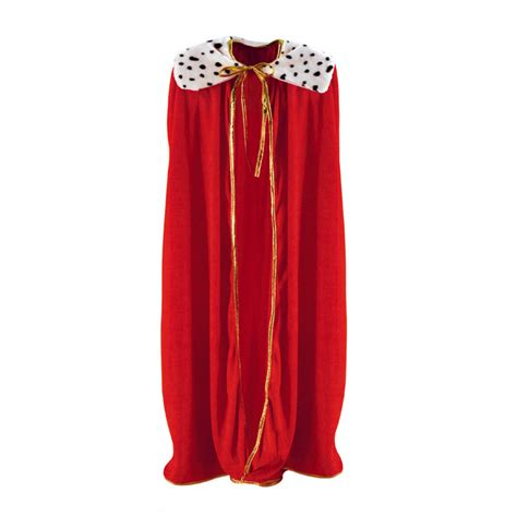 Royal Crown Home Decor by King Queen Royal Robe Red 60253 Mardigrasoutlet Com