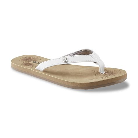 kmart sandals for womens womens leather sandals kmart