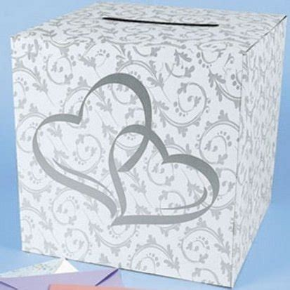 Martha Stewart Wedding Gift Card Box - wedding card boxes redgage