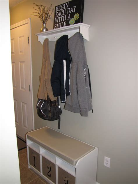 backpack rack for home 75 best mudrooms images on