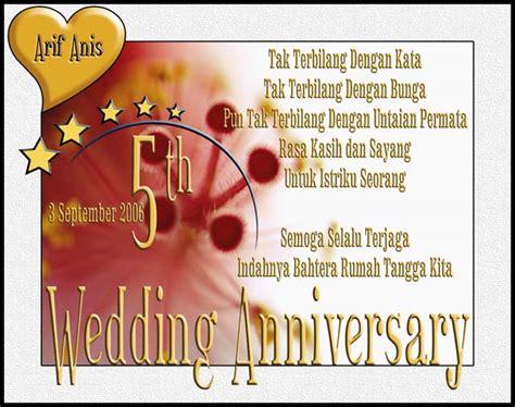 keluarga arif anis falih ulang tahun pernikahan