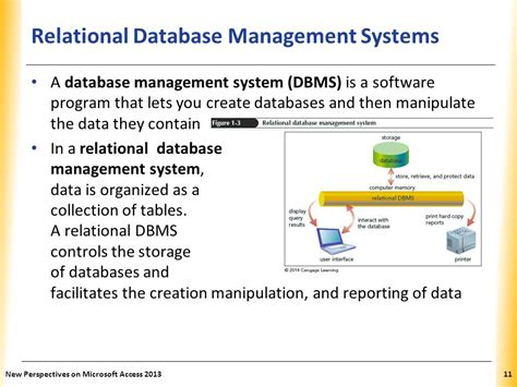 online tutorial database management system access tutorial 1 creating a database ppt video online