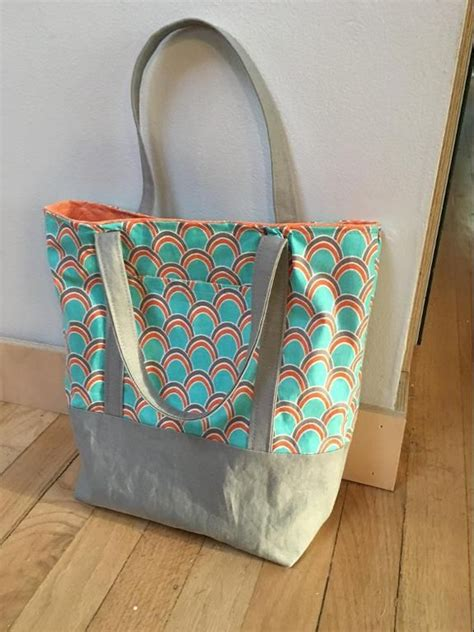 no pattern tote bag free tote bag pattern to sew at home real life met and