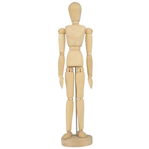 Drawing Mannequin by Wooden Artist Manikin 12 Inches Craft Manikins