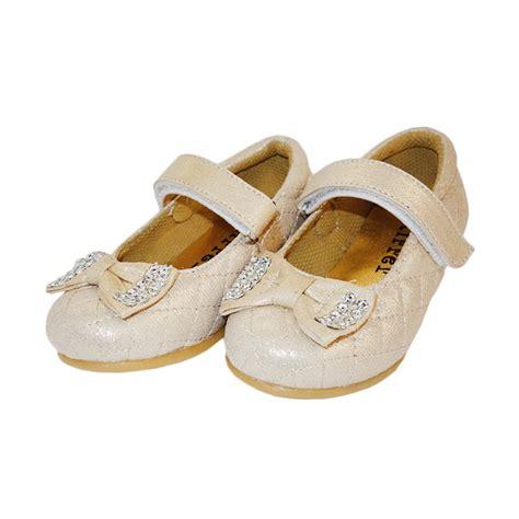 Sepatu Slip On Anak Perempuan jual kipper tipe more sepatu anak perempuan slip on gold harga kualitas terjamin