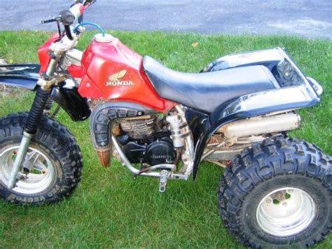 honda 250r craigslist 1986 honda 250r 3 wheeler for sale