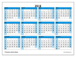 Portugal Calendrier 2018 Calendriers 2018 Ds
