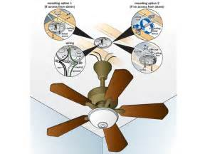 install ceiling fan how to replace a light fixture with a ceiling fan how