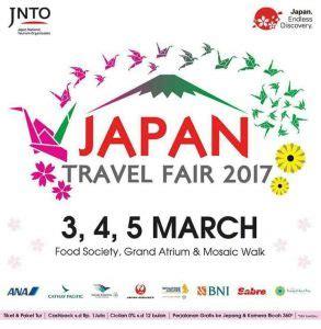 dapatkan hadiah dari program bni reward points sabre kembali menjadi official gds japan travel fair di
