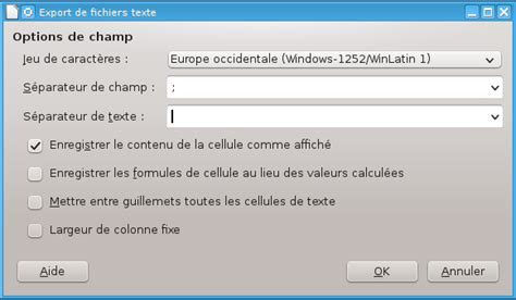 format fichier csv fr guides import inventaire animaux ede bretagne wiki
