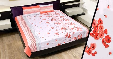 best bed sheet material printed double bed sheet the best quality sheet to use