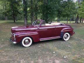 1946 ford convertible 49 500 00 by streetrodding