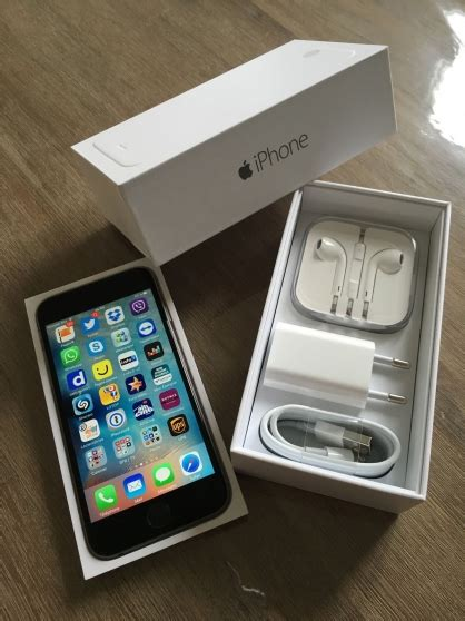 apple iphone 6 en 64go gris sid 233 ral t 201 l 201 phonie iphone 224 ch 226 tillon coligny reference t 201 l iph
