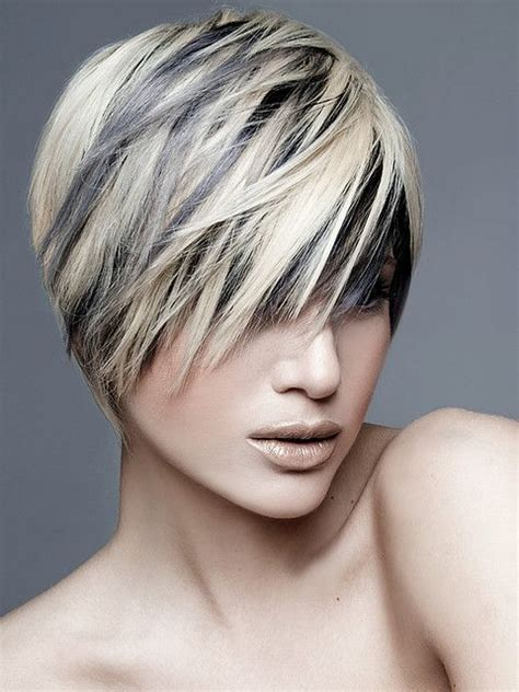 filipina layered bob hair cut mechas pelo corto and color de pelo on pinterest