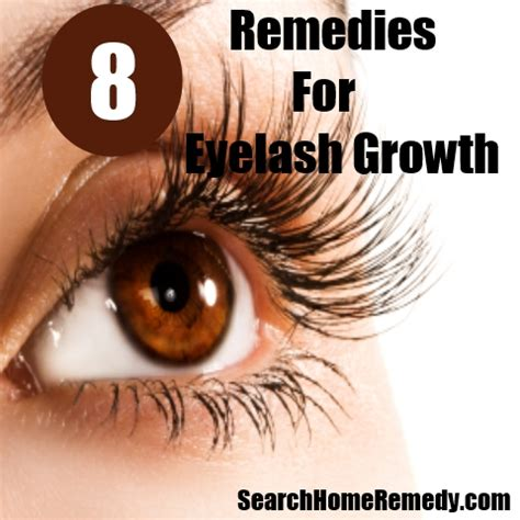 8 eyelash growth home remedies natural treatments and