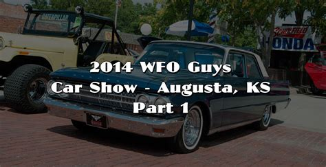 Car Lawyer Augusta 1 by It S About Time I Attended The Wfo Guys Show In Augusta