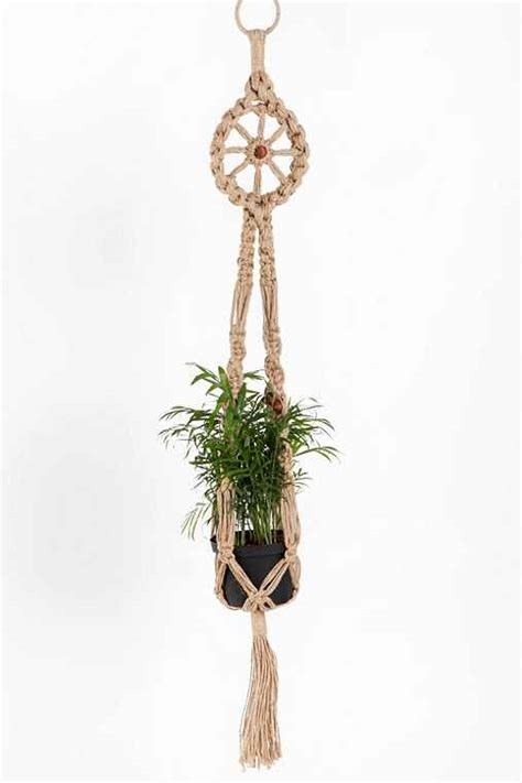 Macrame Hanging Planters - macrame hanging planter outfitters