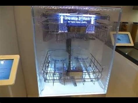 asi funciona  lavavajillas slow motion demo youtube
