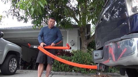 truck bed extender kayak t bone truck bed extender for carrying your kayaks youtube