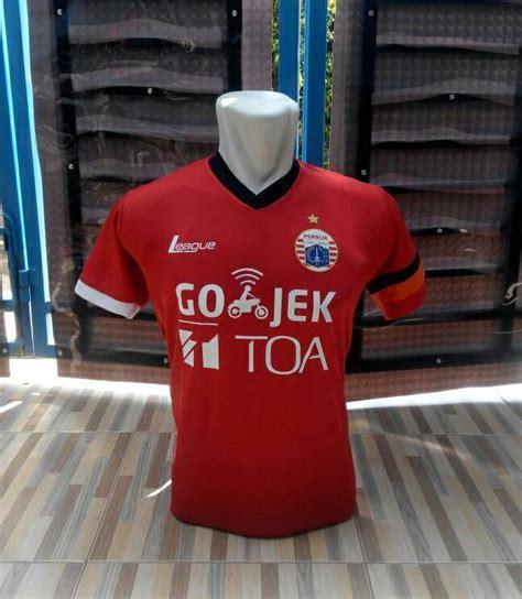 Jersey Persib Bandung Home 2017 2018 Grade Ori jersey persija home 2017 2018 sponsor gojek jersey bola