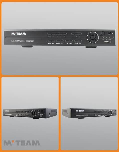 hd recorder 4ch 1080n hybrid hd security dvr recorders for security