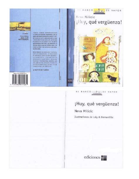 libro qu vergenza libro huy que verguenza
