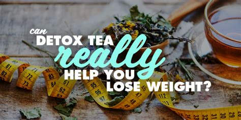 Will Detox Help You Lose Weight by Will Detox Tea Really Help You Lose Weight The